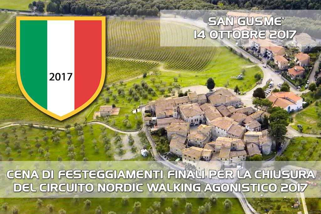 Festeggia con noi la chiusura del Circuito Agonisitco 2017