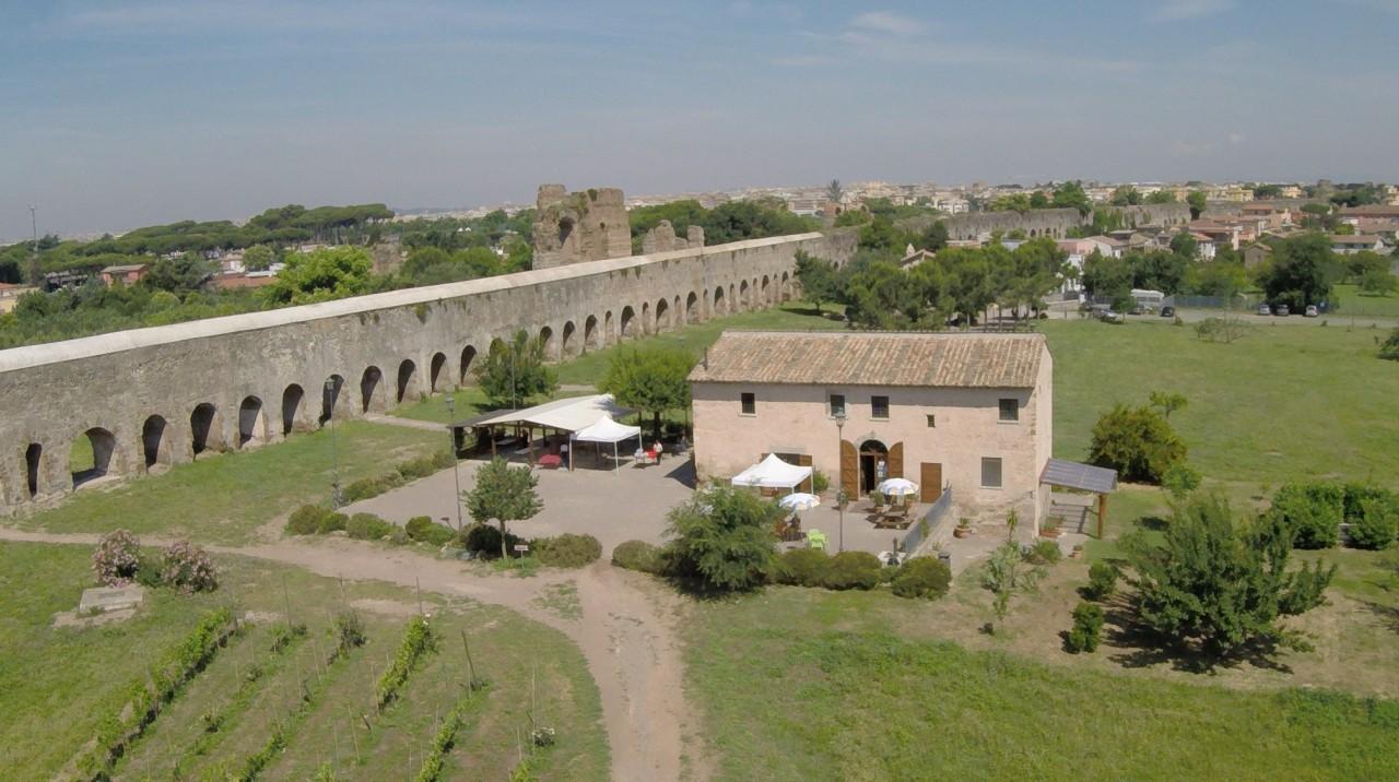 Roma Parco di Tor Fiscale